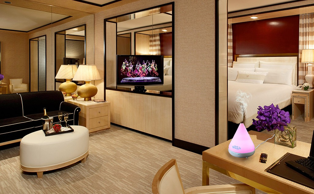 Las Vegas Hotel Ultrasonic Diffuser