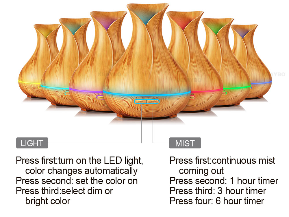 A_essential_oil_diffuser_parts