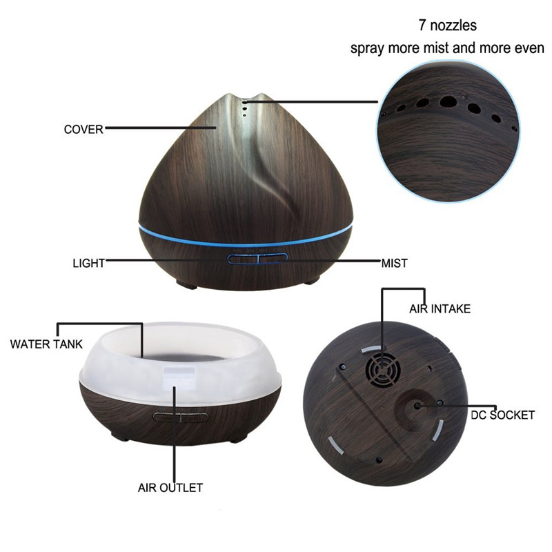 A_essential_oil_diffuser_parts
